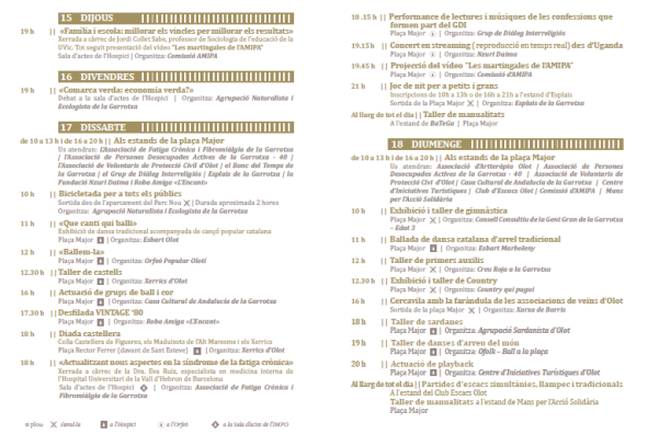 PROGRAMA 17 10 15